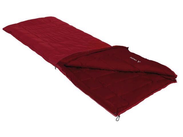 VAUDE Navajo 500 Syn S Sleeping Bag dark indian red